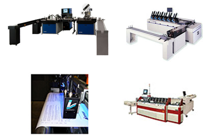 Common Mailing Equipment for Printers and Direct Mailers